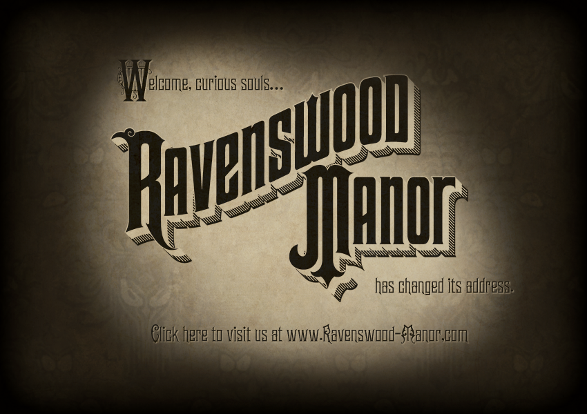 Ravenswood Manor has a new address.
